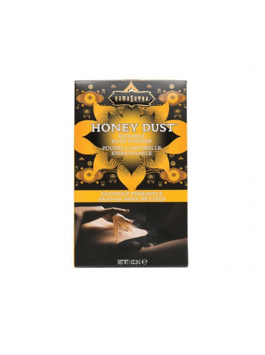 Honey Dust Polvo Corporal Besable Kamasutra - Sexo House