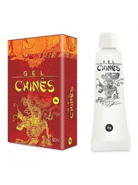 Gel Chines Excitante Unisex